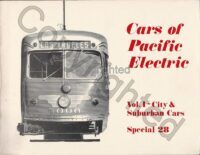 Cars of the Pacific Electric V1