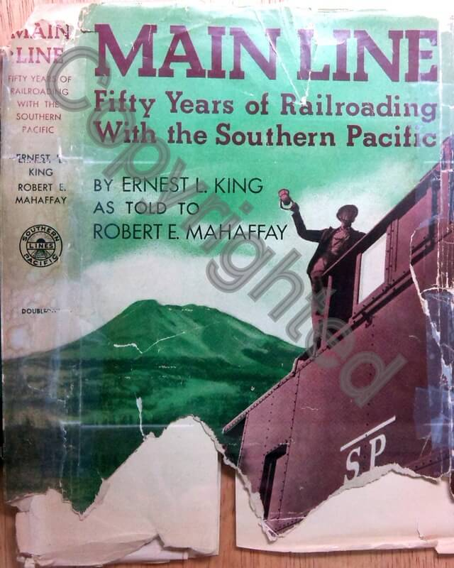 Main Line - Fifty Years of Railroading