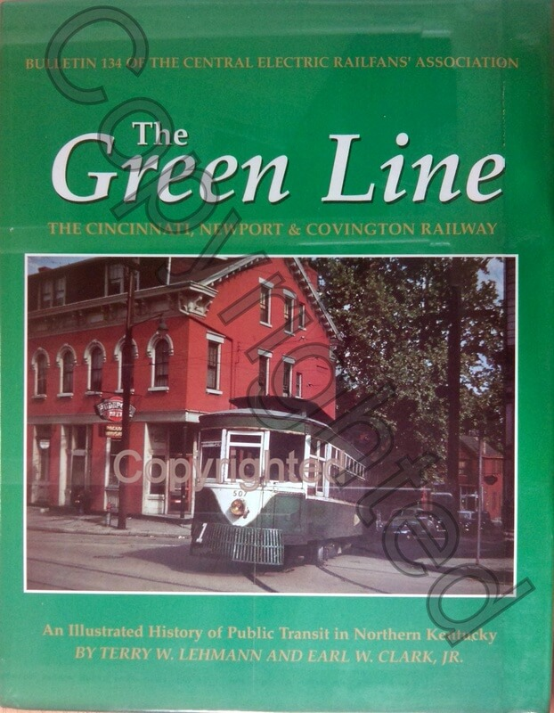 The Green Line – CERA Bulletin 134