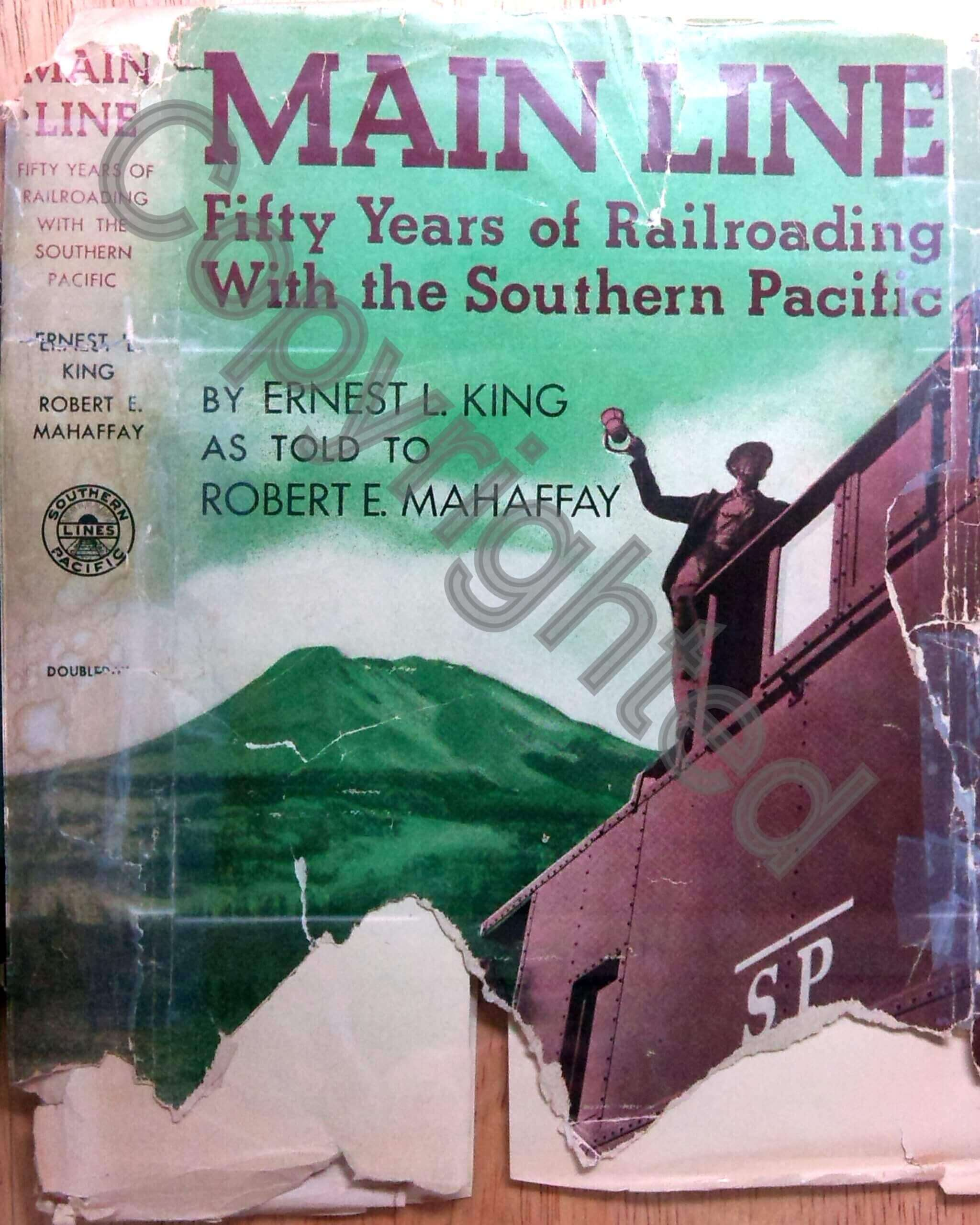 Main Line - 50 Years of Railroading