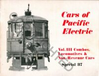 Cars of the Pacific Electric V3