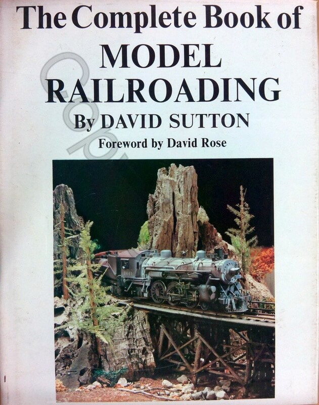 The Complete Book of model Railroading