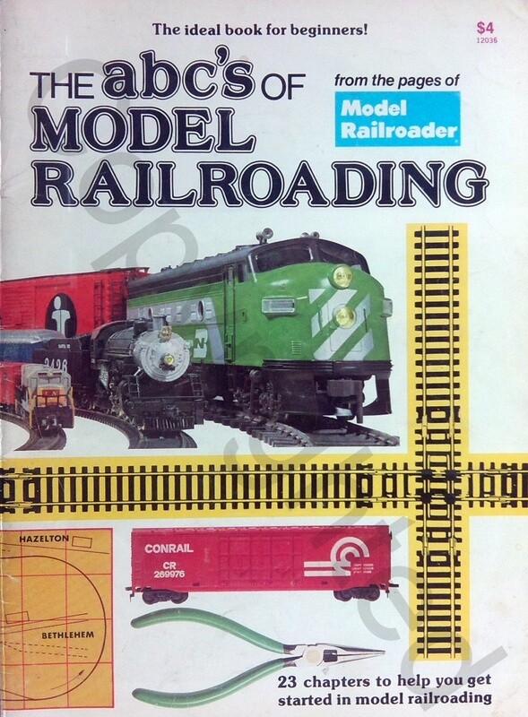 The ABCs of Model Railroading