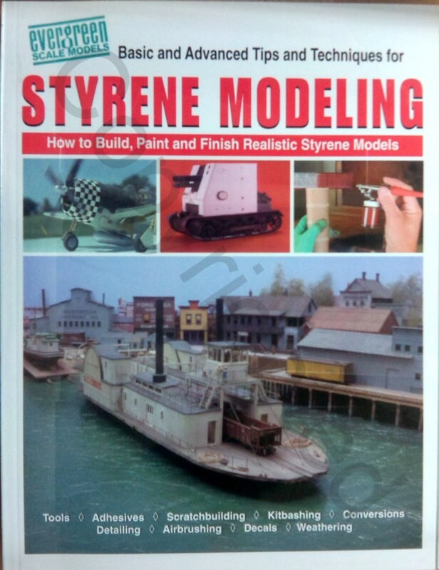 Styrene Modeling - How to Build