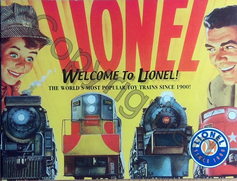Lionel Brochure 2008 Welcome to Lionel