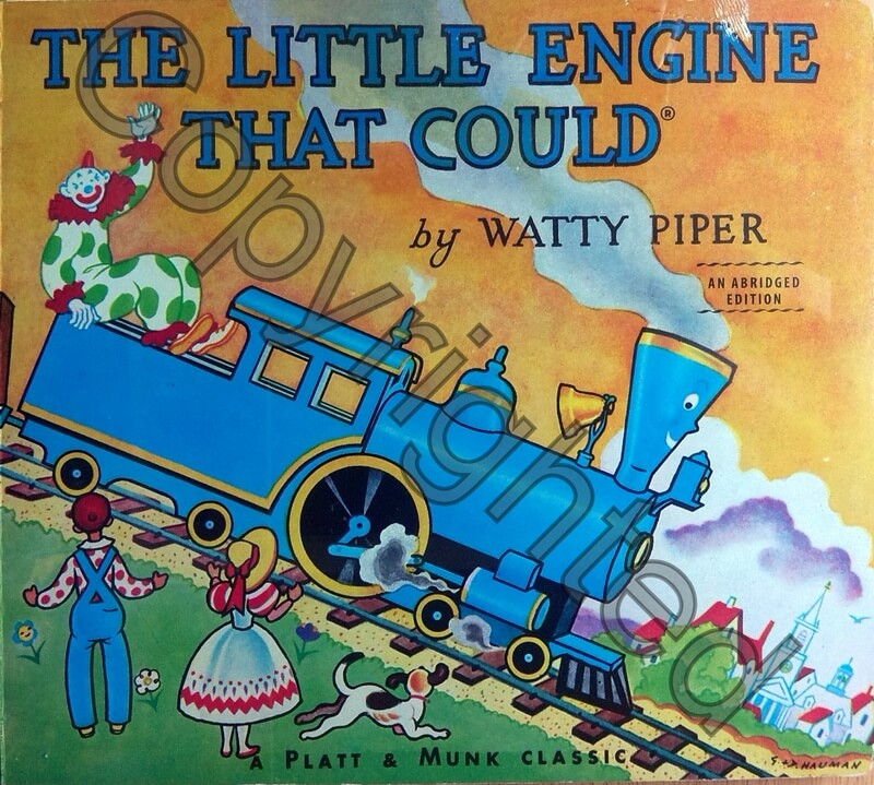 The Little Engine That Could - Abridged Edition