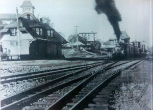 Railroads - A History In Photographs