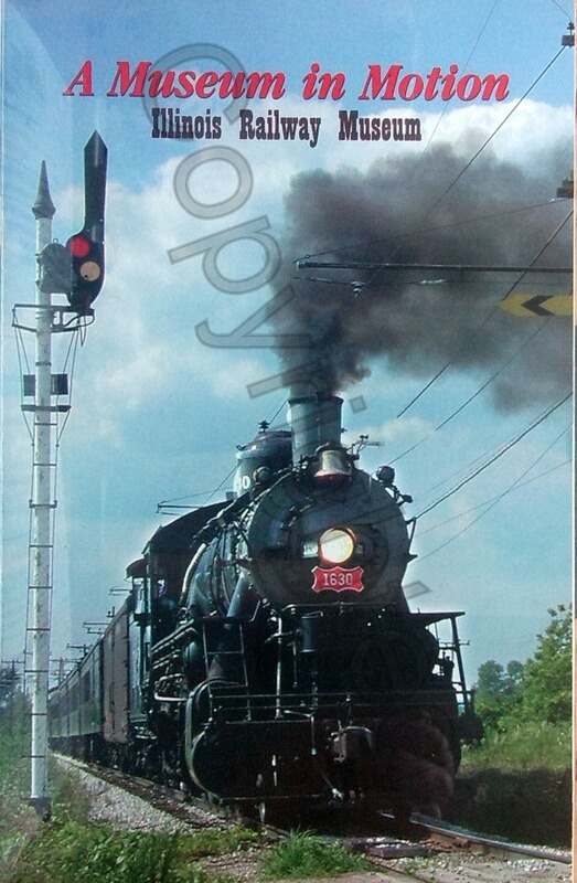 A Museum in Motion - IRM Rail & Wire Issue 204