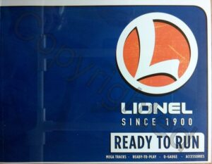 Lionel Catalog 2017 Ready Run