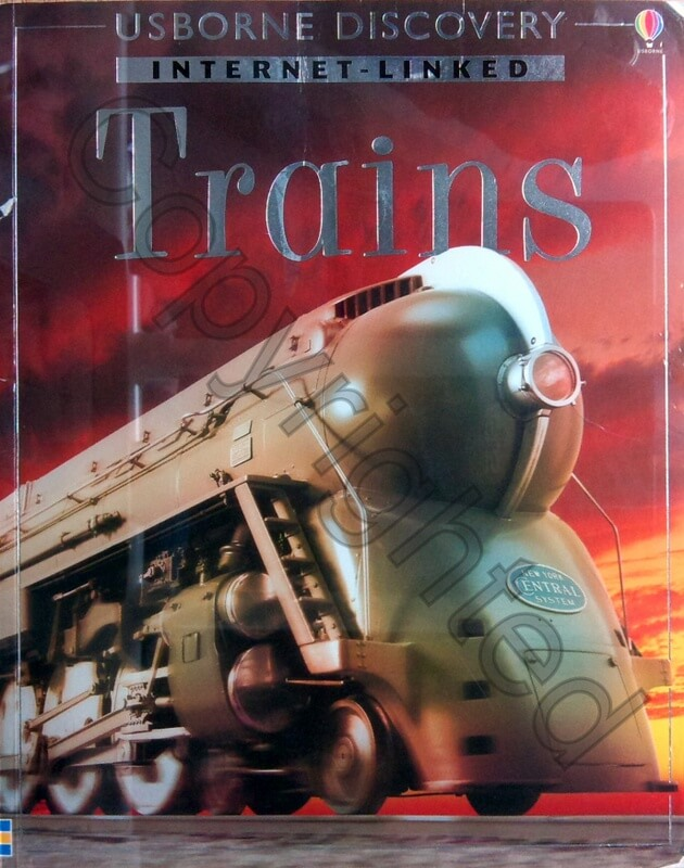 Trains - Usborne Discovery Series