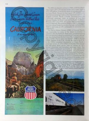 History of the Union Pacific