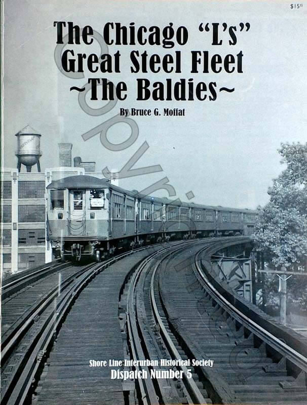 Chicago Ls Great Steel Fleet