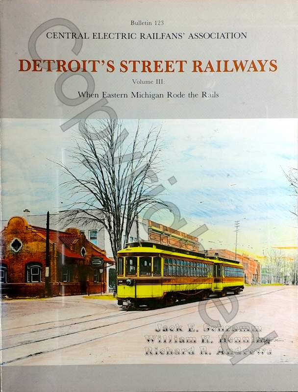 Detroit's Street Railways V3
