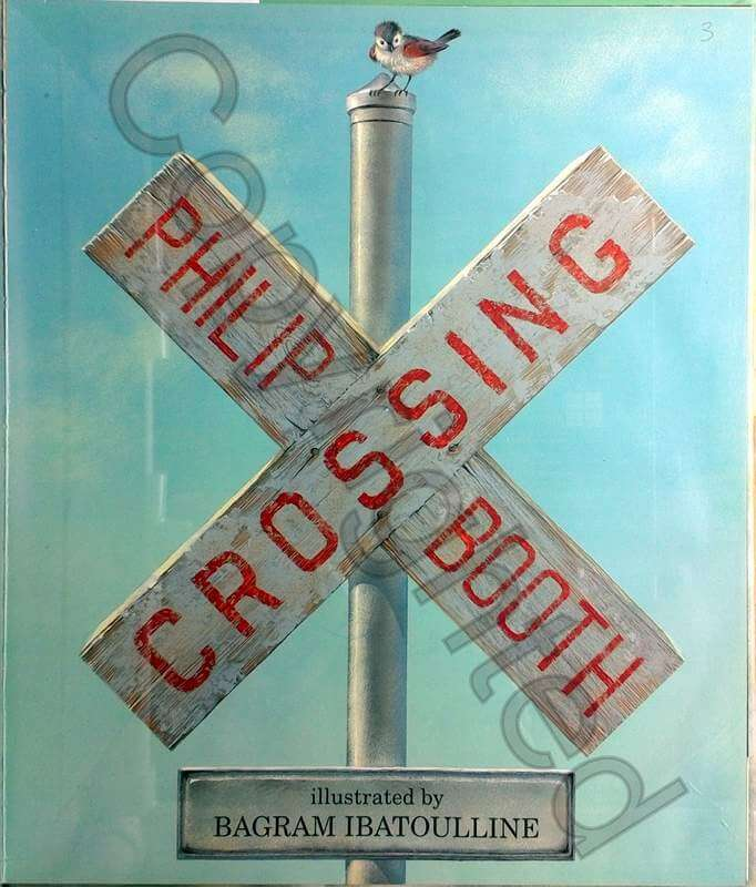 Crossing (Observation at a Railroad Crossing)
