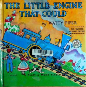 The Little Engine That Could – 1976 Edition